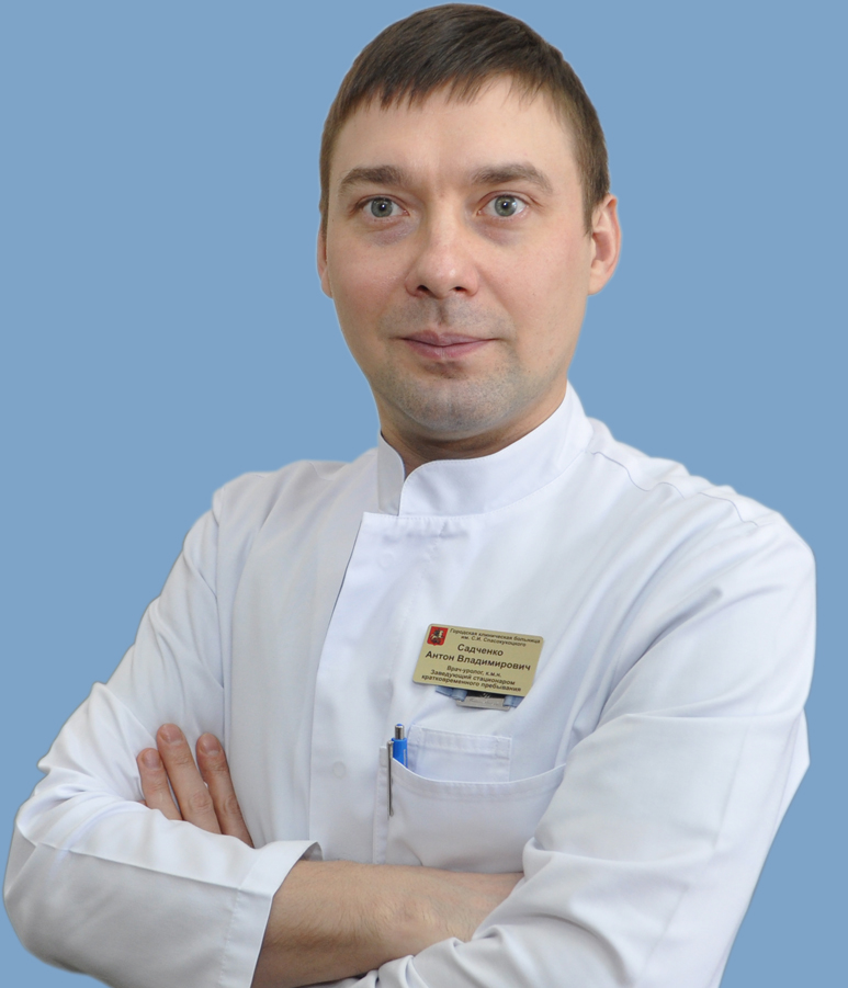 <strong>Садченко Антон Владимирович</strong>